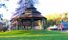 Gazebo y Club House